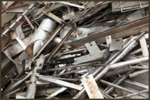 Scrap metal dealer Ngema